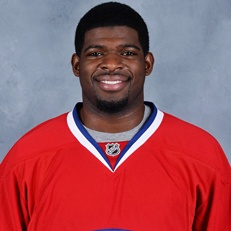P.K. Subban earned a  million dollar salary, leaving the net worth at 3.75 million in 2017