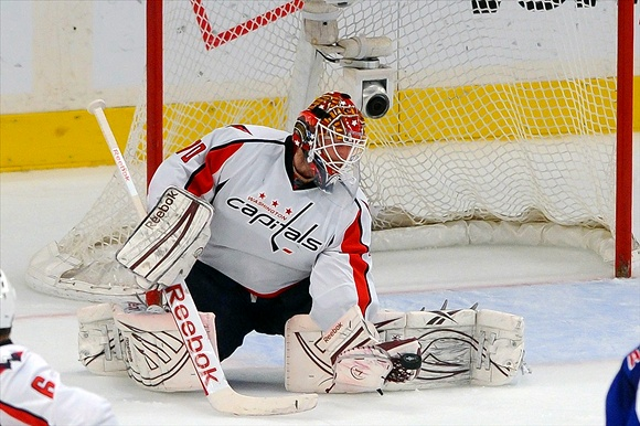Braden Holtby - Washington Capitals
