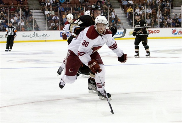 Brandon Gormley - Phoenix Coyotes