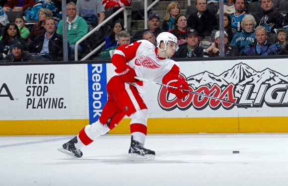 Brendan Smith - Detroit Red Wings