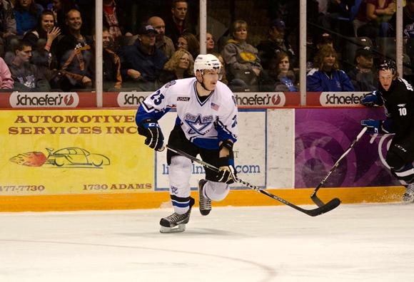 Mike McKee - Lincoln Stars