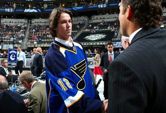 Mackenzie MacEachern - St. Louis Blues