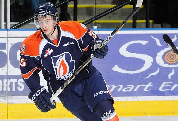 Tim Bozon - Kamloops Blazers