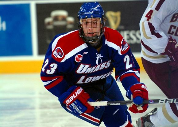 Hockey East: Wilson Looking To Second Half Breakout For UMass Lowell