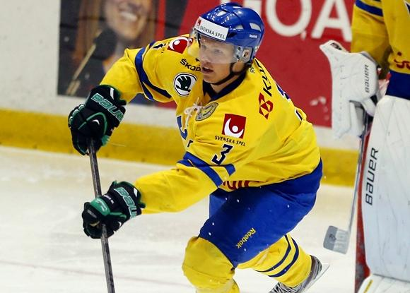 Hampus Lindholm - Sweden