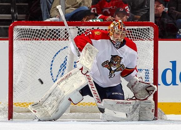 Jacob Markstrom - Florida Panthers