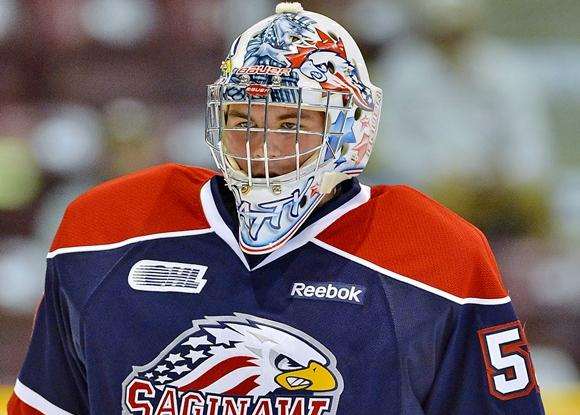 Jake Paterson - Saginaw Spirit