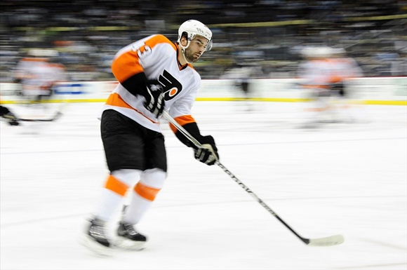 Marc Andre Bourdon - Philadelphia Flyers
