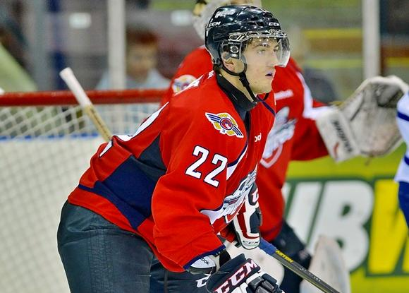Nick Ebert - Windsor Spitfires