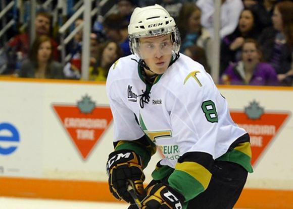 Anthony Mantha - Val d'Or Foreurs