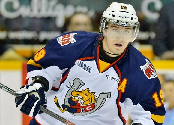 Mark Scheifele - Barrie Colts