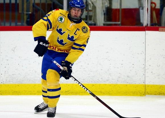 Robert Hagg - Sweden