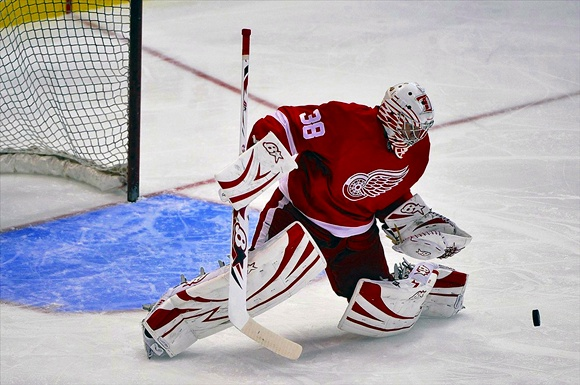 Thomas McCollum - Detroit Red Wings