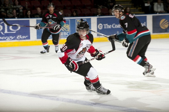 Troy Bourke - Prince George Cougars