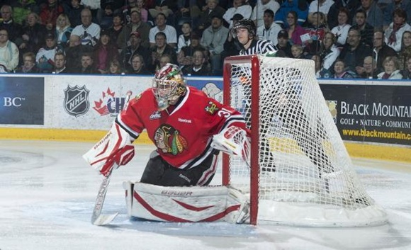 Mac Carruth - Portland Winterhawks