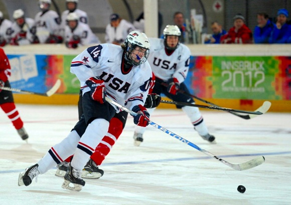 Ryan MacInnis - Team USA
