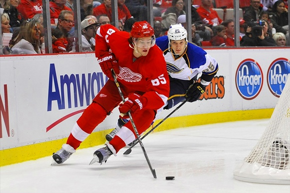 Dan DeKeyser - Detroit Red Wings