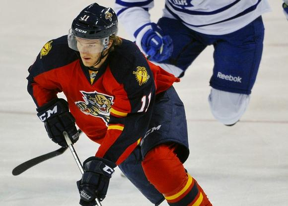 Jonathan Huberdeau - Florida Panthers
