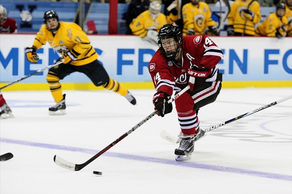 Nick Jensen - St. Cloud State Huskies
