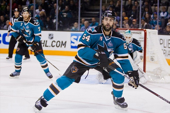 Nick Petrecki - San Jose Sharks