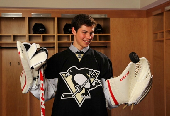 Tristan Jarry - Pittsburgh Penguins
