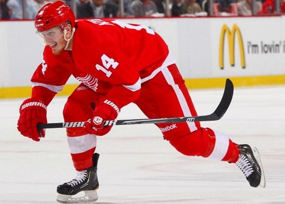 Gustav Nyquist - Detroit Red Wings