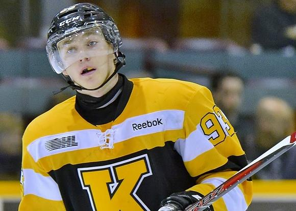 Sam Bennett - Kingston Frontenacs