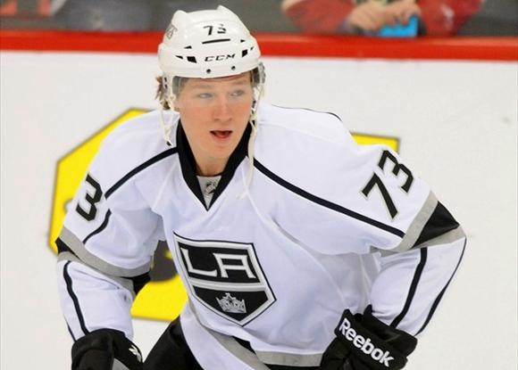 Tyler Toffoli - Los Angeles Kings