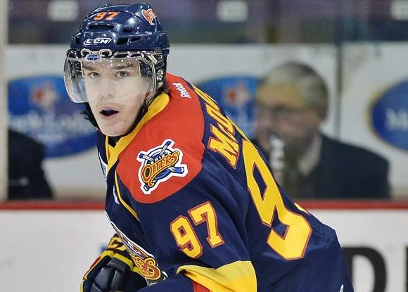 .Connor McDavid - Erie Otters
