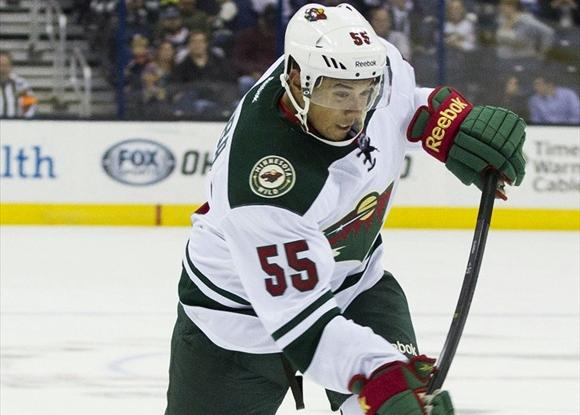 Matt Dumba - Minnesota Wild