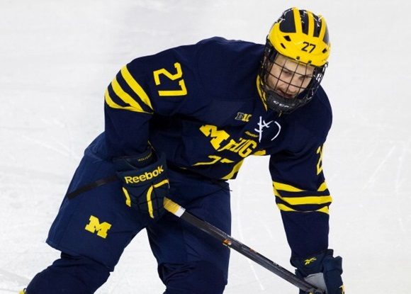 Alex Guptill - Michigan Wolverines