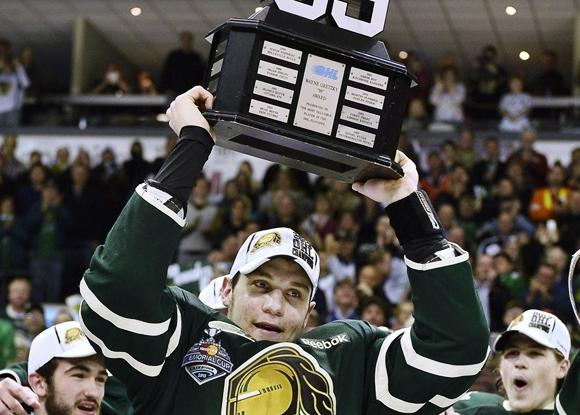 Bo Horvat - London Knights