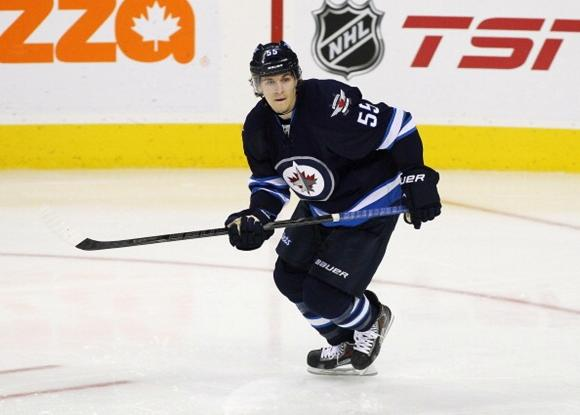 Mark Sheifele - Winnipeg Jets