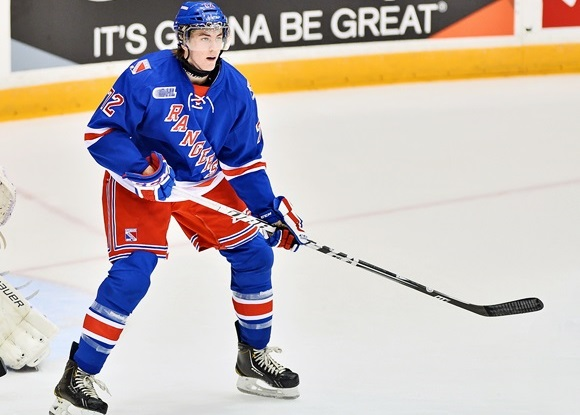 Ryan MacInnis - Kitchener Rangers