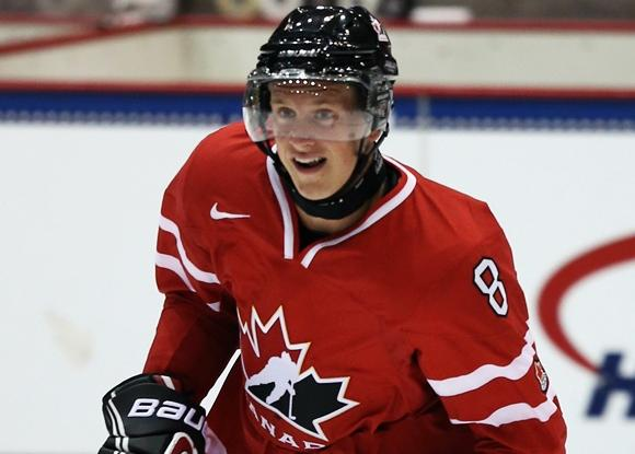 Anthony Mantha - Team Canada
