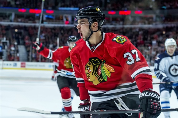 Brandon Pirri - Chicago Blackhawks