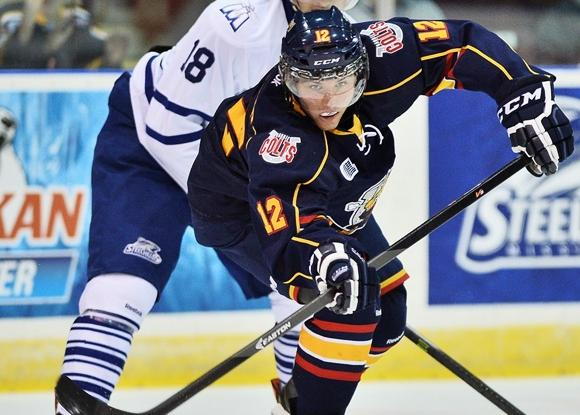 Kevin Labanc - Barrie Colts