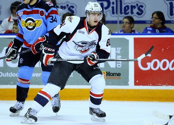 Ryan Verbeek - Windsor Spitfires