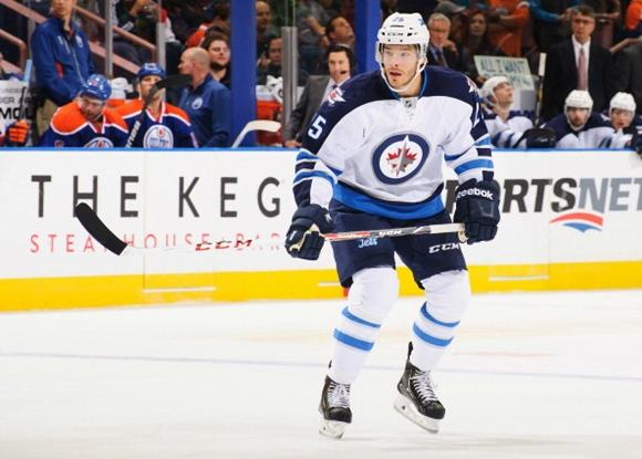 Zach Redmond - Winnipeg Jets