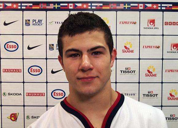 Connor Carrick - Team USA
