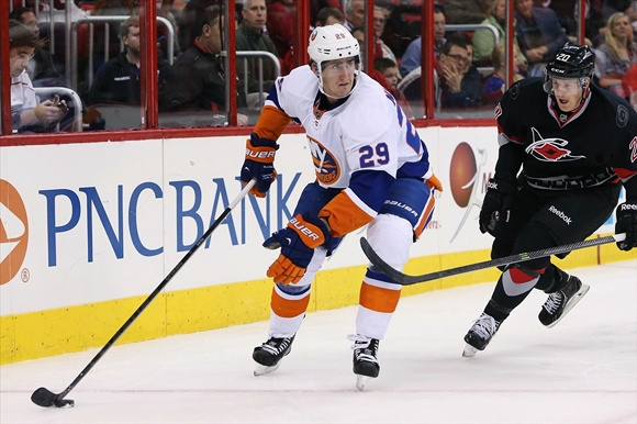 Brock Nelson - New York Islanders