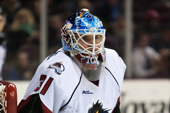 Calvin Pickard - Lake Erie Monsters