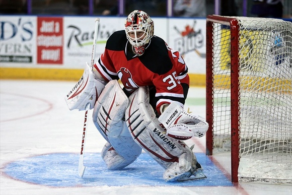 Keith Kinkaid - New Jersey Devils