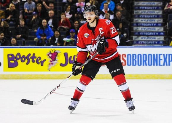 Sam Reinhart - Team WHL