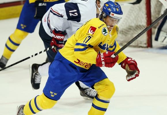 Erik Karlsson - Team Sweden