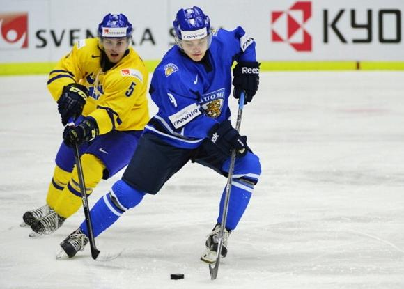 Julius Honka - Team Finland