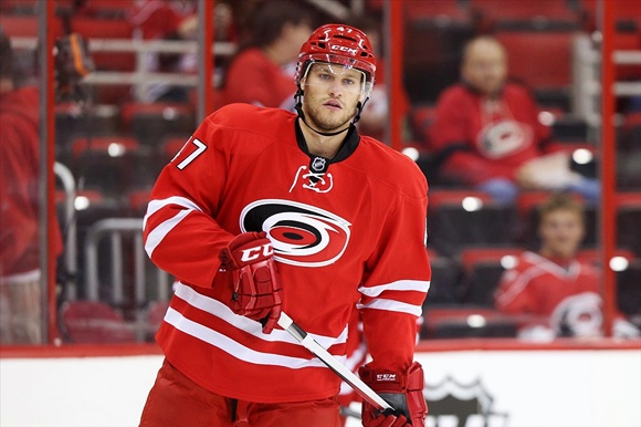 Michal Jordan - Carolina Hurricanes