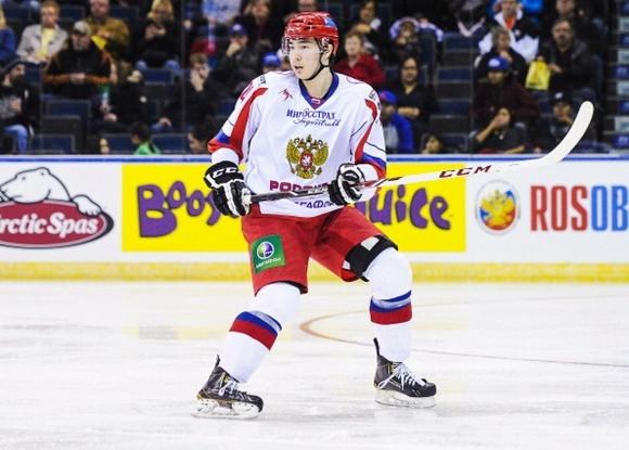 Off the Radar: Ice's Valiev making most of second NHL Draft chance