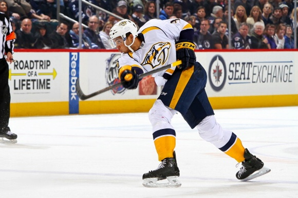 Seth Jones - Nashville Predators