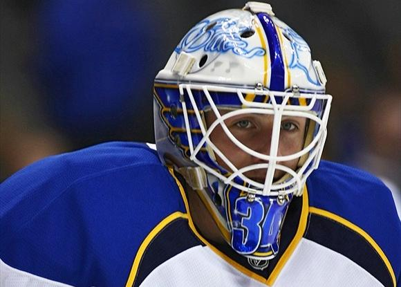Jake Allen - St. Louis Blues
